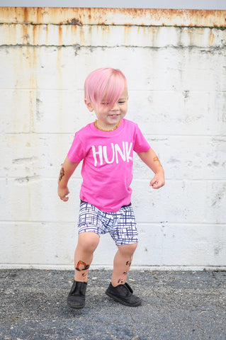 """HUNK"" Baby - Toddler Tee"