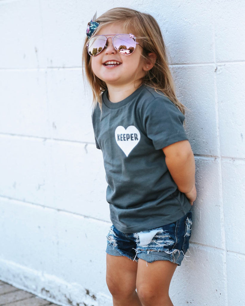 """Keeper"" Baby - Toddler Tee"