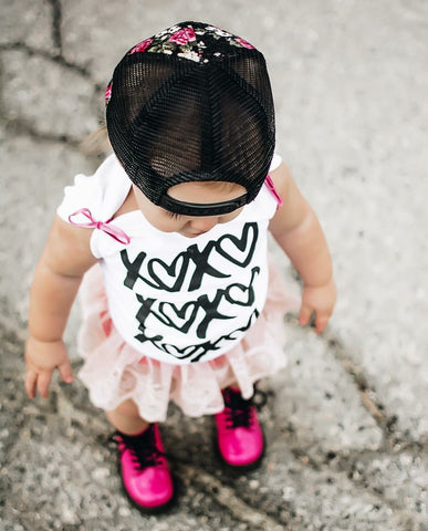 """XOXO"" Baby - Toddler Tee"