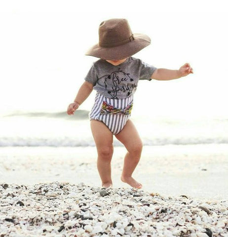 """Free Spirit"" Baby - Toddler Tee"