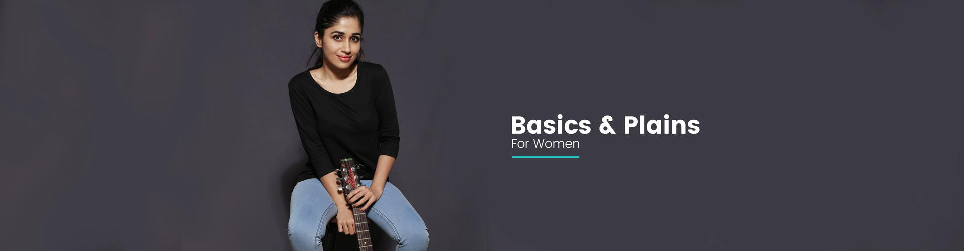 Basics and Plains for Women