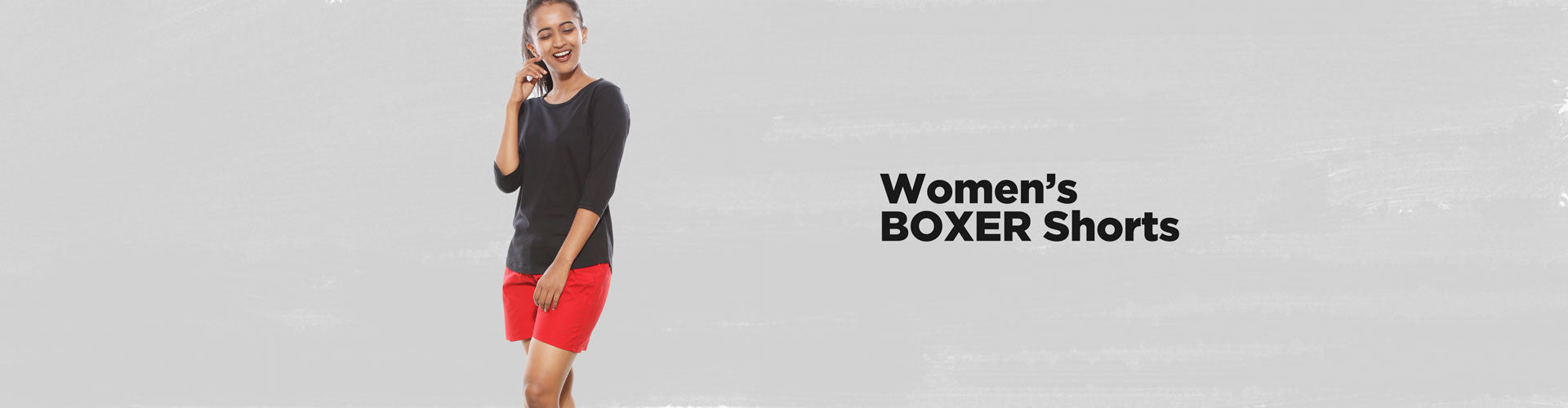 Boxers for Women online India | AMAZZY