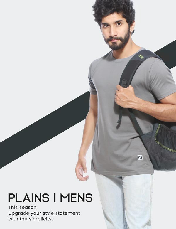 Men's Plains home page mobile banner