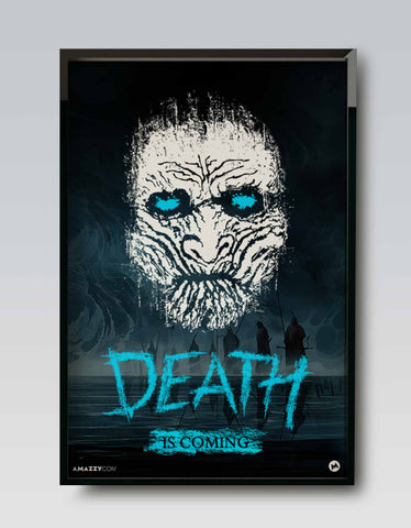 Death Is Coming - GOT Frame Design View