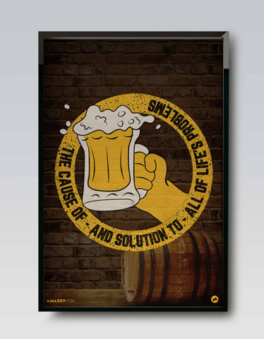 Solutions Of Problem - Beer Frame Design View