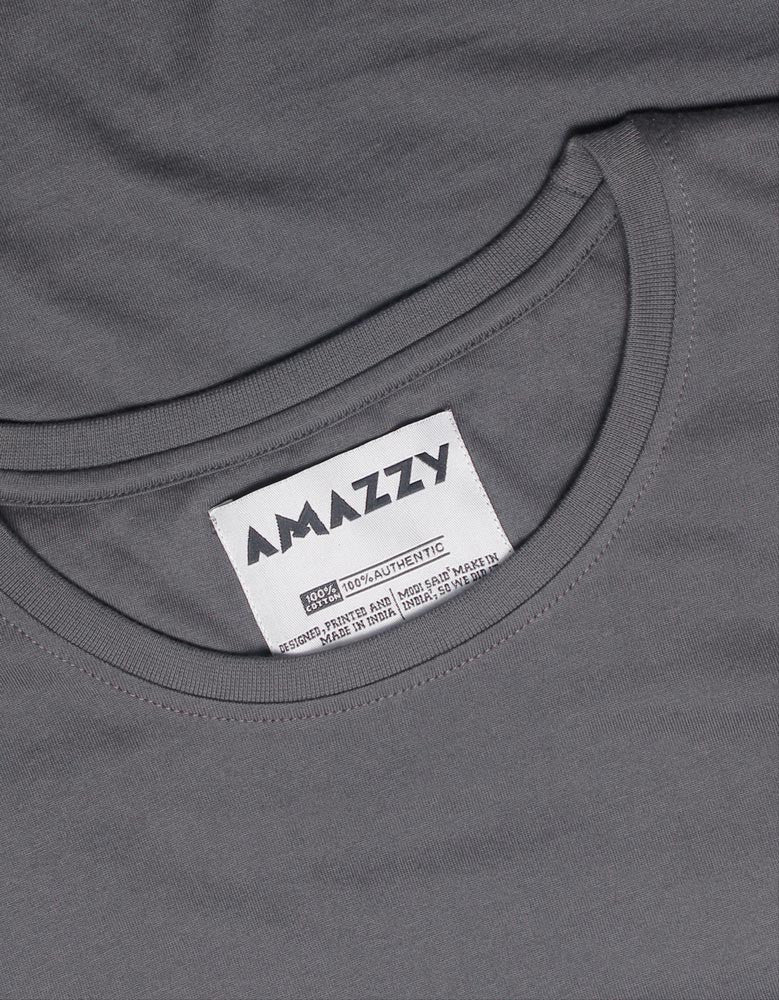 Good Beer - Men's Charcoal Grey Tshirt