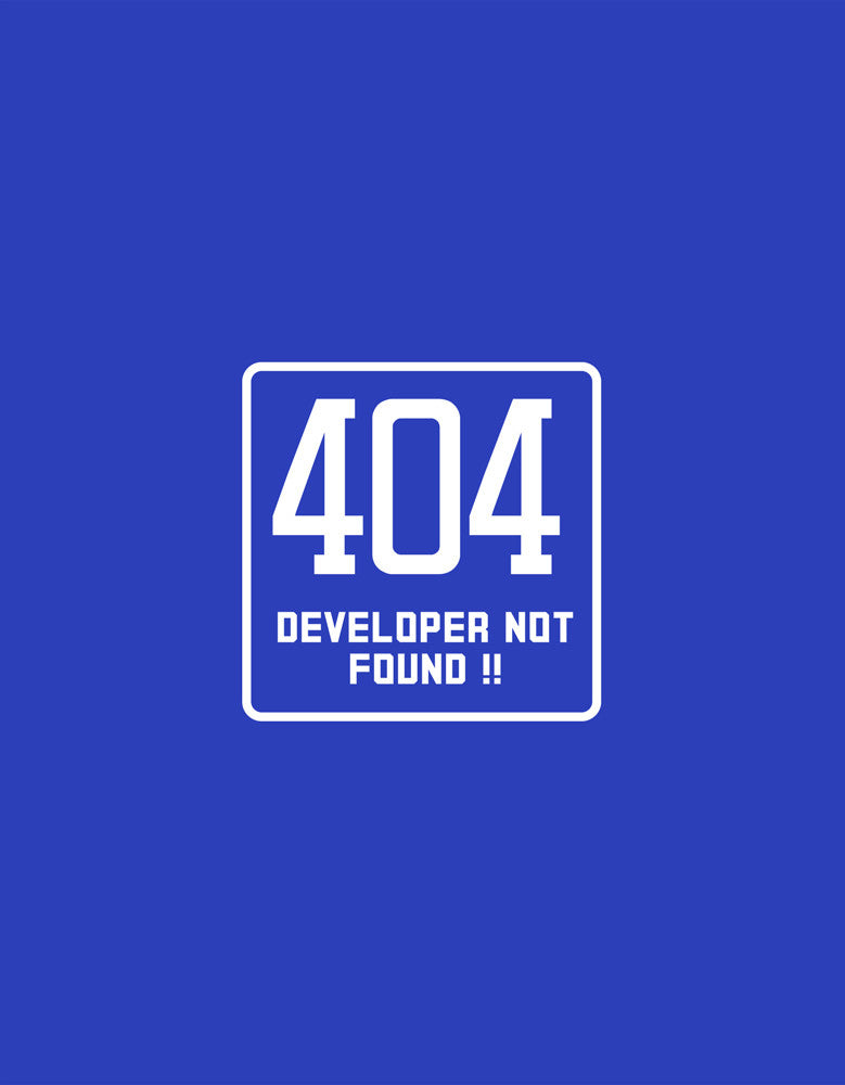 404 Not Found - Royal Blue Men's Printed Boxer Short Design View