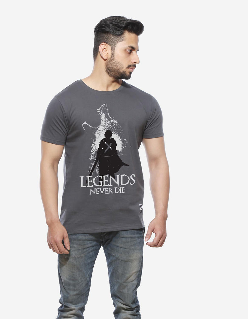 Legends - Men's Half Sleeve T-Shirt