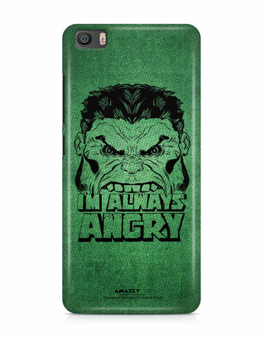 ALWAYS ANGRY - Xiaomi Mi5 Phone Cover View
