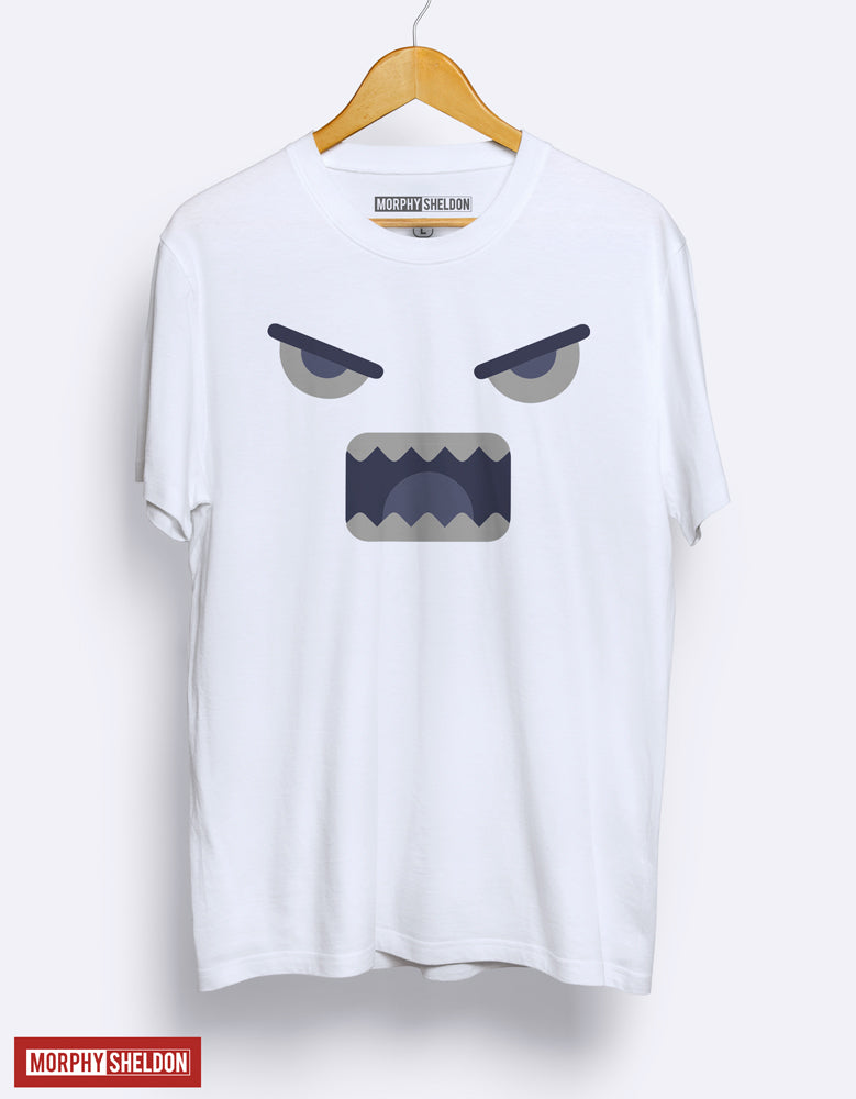 Angry White Men's Graphic Print T-Shirt