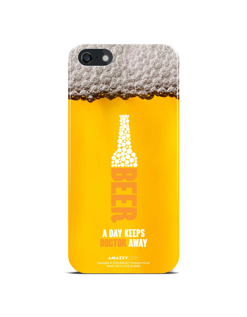 BEER - iPhone 5/5s Phone Cover View