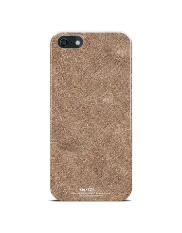 BRONZE Leather Texture - iPhone 5/5s Phone Cover