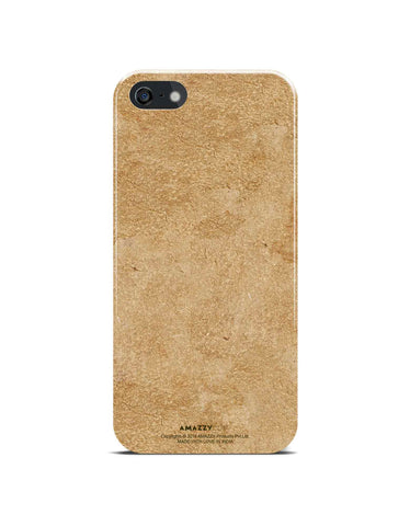 Gold Leather Texture - iPhone 5/5s Phone Cover
