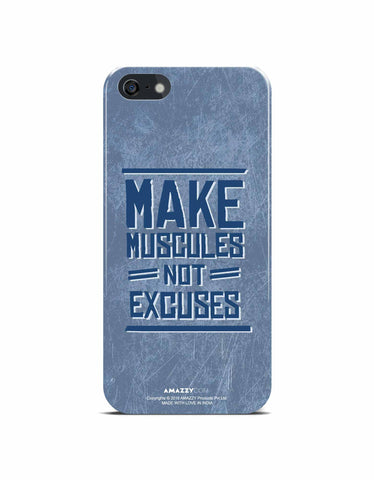 MAKE MUSCULE - iPhone 5/5s Phone Cover