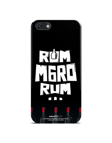RUM MARO RUM - iPhone 5/5s Phone Cover