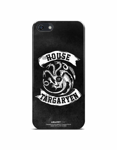 HOUSE OF TARGARYEN - iPhone 5/5s Phone Cover