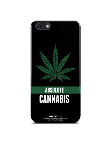 ABSOLUTE CANNABIS - iPhone 5/5s Phone Cover View