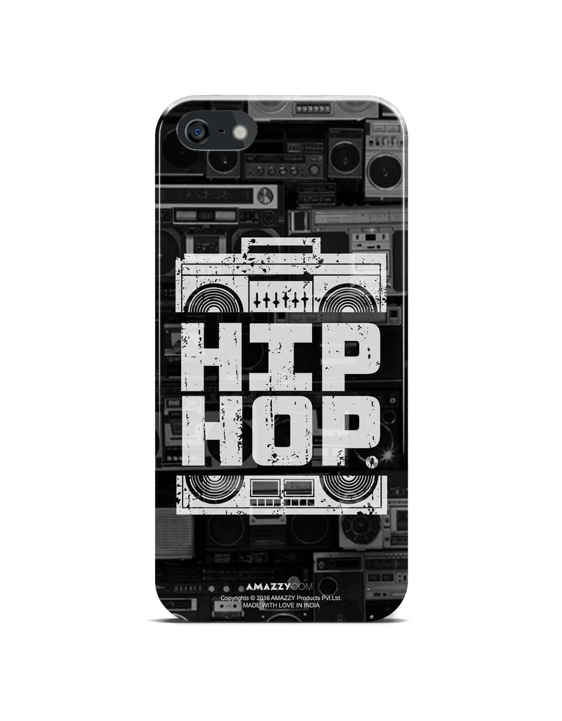 HIP HOP - iPhone 5/5s Phone Cover View