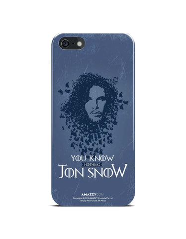 JON SNOW - iPhone 5/5s Phone Cover