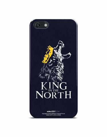 KING IN THE NORTH - iPhone 5/5s Phone Cover