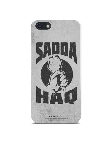 SADDA HAQ - iPhone 5/5s Phone Cover