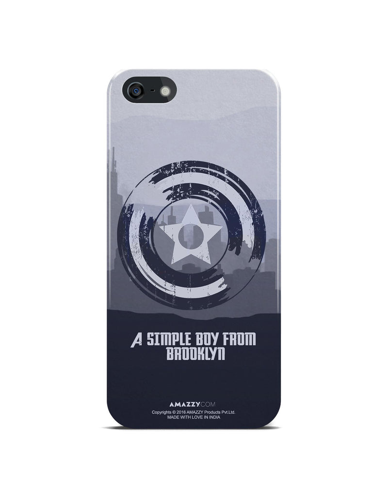 VINYL SHIELD - iPhone 5/5s Phone Cover View