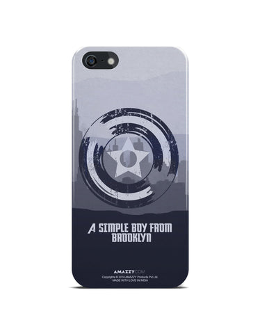 VINYL SHIELD - iPhone 5/5s Phone Cover