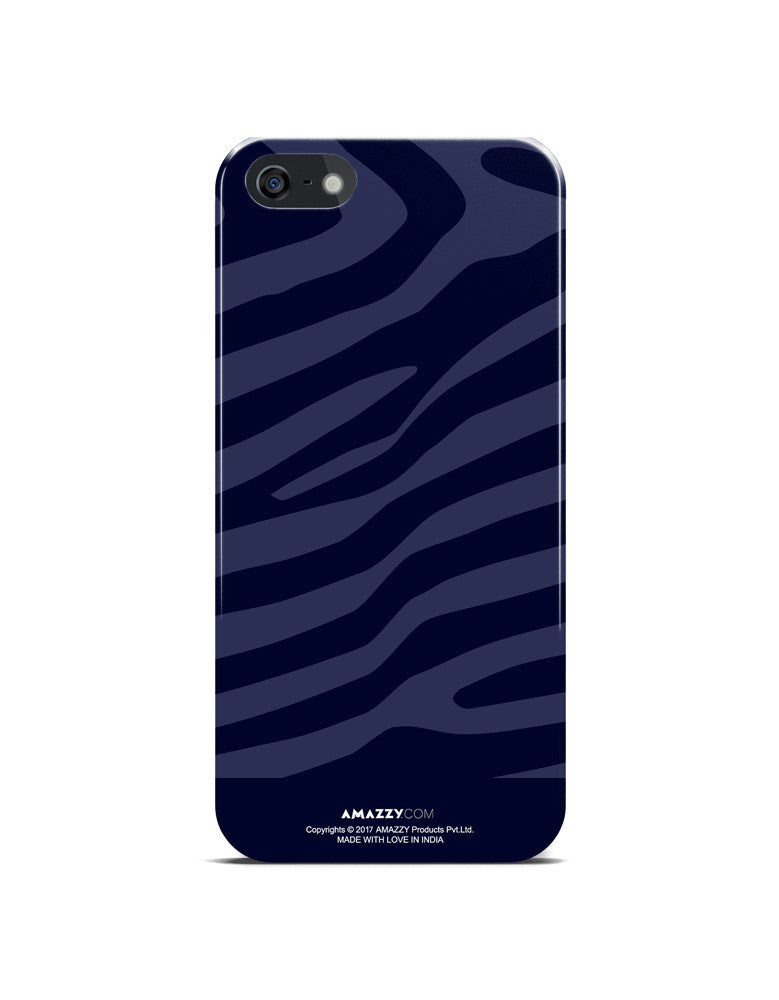 Zebra Stripes - iPhone 5/5s Phone Cover View