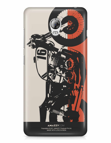BIKE - Lenovo Vibe P1 Phone Cover