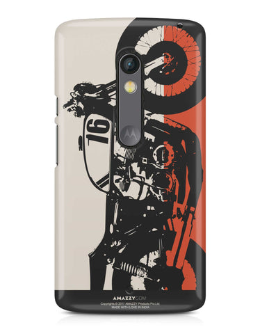 BIKE - Moto X Play Phone Cover
