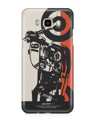 BIKE - Samsung J5 (2016) Phone Covers