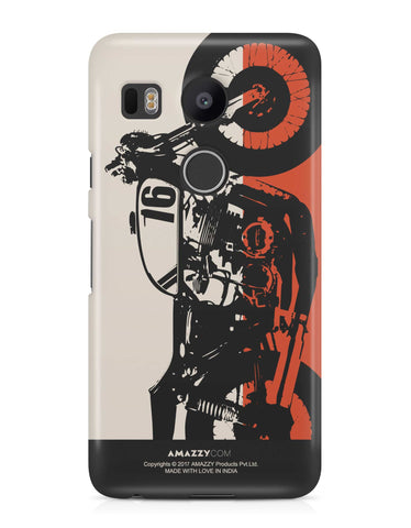 BIKE - Nexus 5x Phone Cover