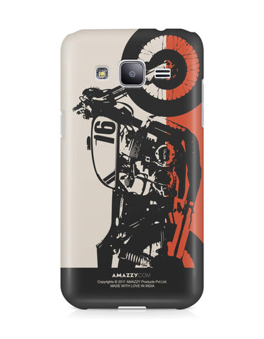BIKE - Samsung J3 Phone Cover