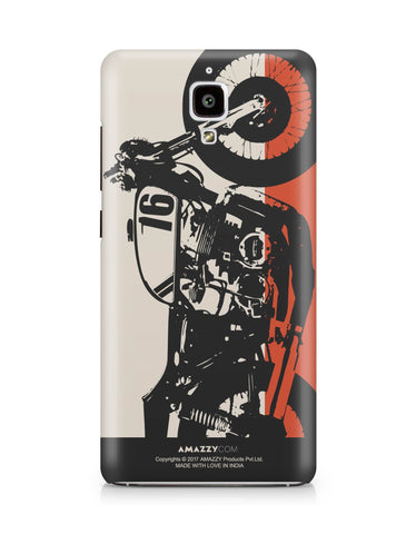 BIKE - Xiaomi Mi4 Phone Cover