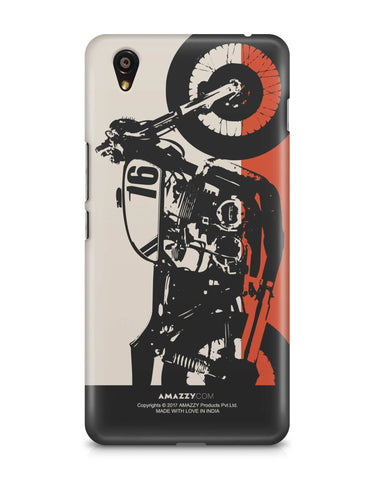BIKE - OnePlus X Phone Cover