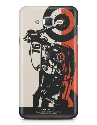 BIKE - Samsung J7 Phone Cover