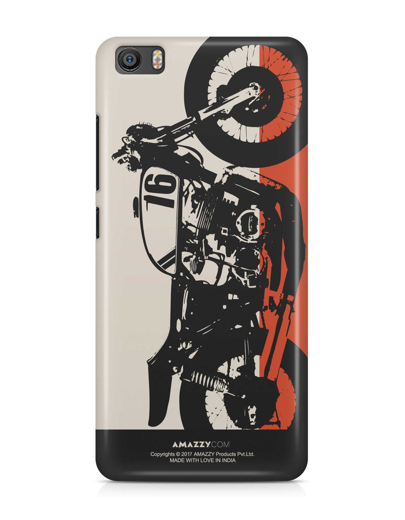 BIKE - Xiaomi Mi5 Phone Cover View