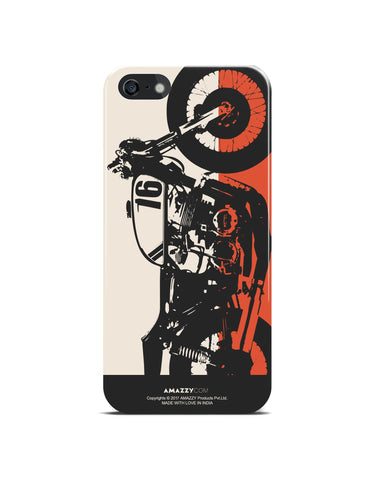 BIKE - iPhone 5/5s Phone Cover