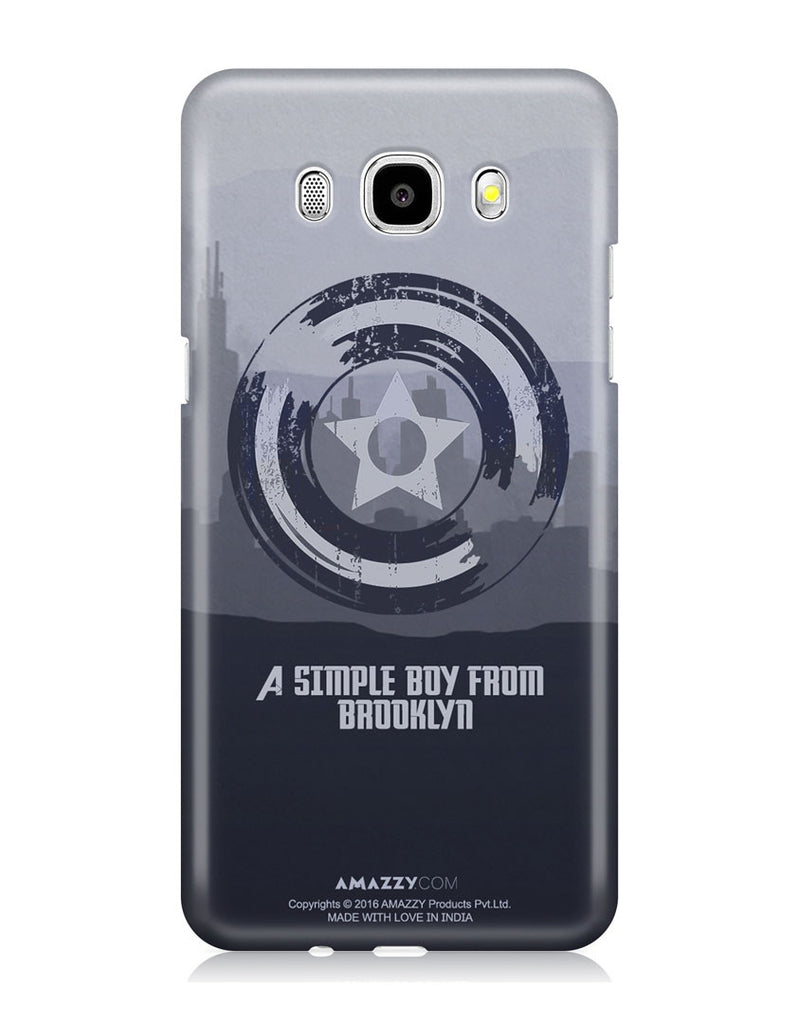 VINYL SHIELD - Samsung J5 (2016) Phone Covers
