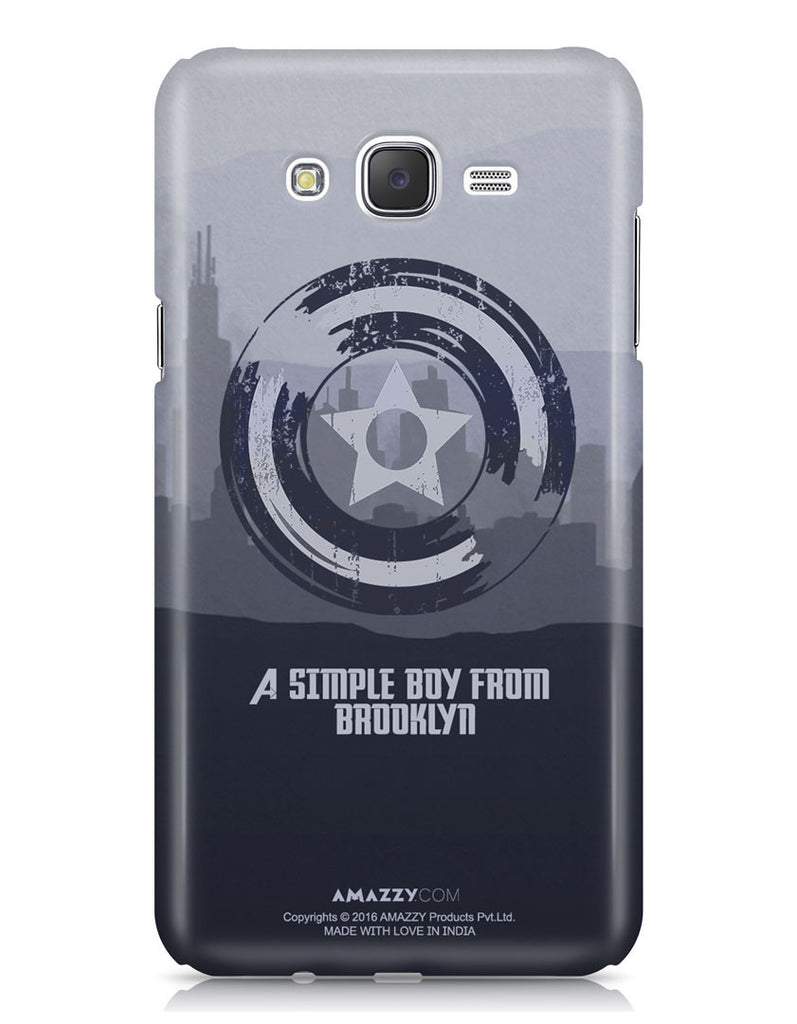 VINYL SHIELD - Samsung J7 Phone Cover