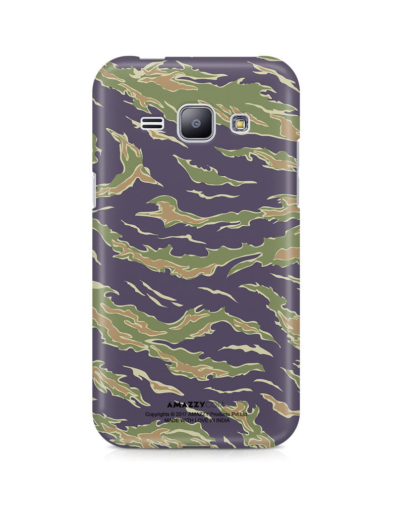CAMOUFLAGE PATTERN - Samsung J1 Phone Cover