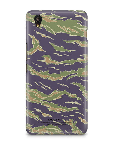 CAMOUFLAGE PATTERN - OnePlus X Phone Cover