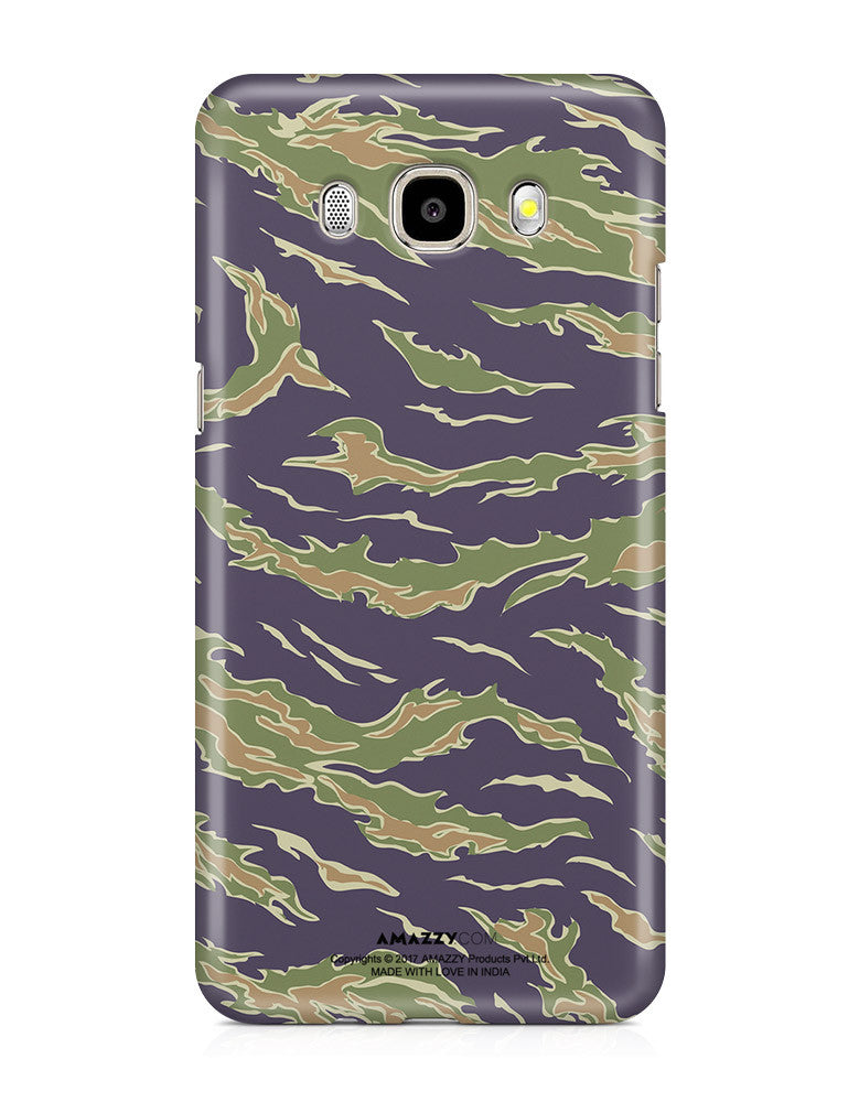 CAMOUFLAGE PATTERN - Samsung J5 (2016) Phone Covers