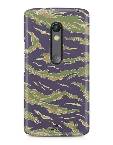 CAMOUFLAGE PATTERN - Moto X Play Phone Cover