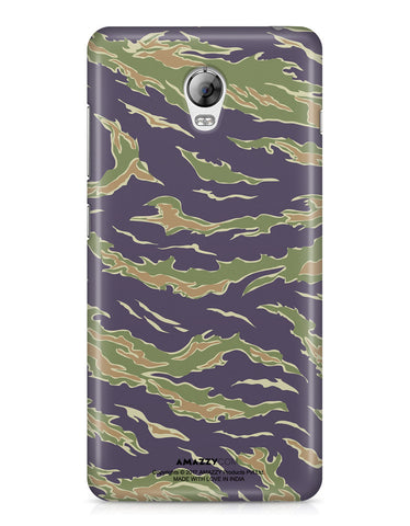 CAMOUFLAGE PATTERN - Lenovo Vibe P1 Phone Cover