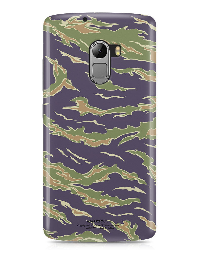 CAMOUFLAGE PATTERN - Lenovo K4 Note Phone Cover