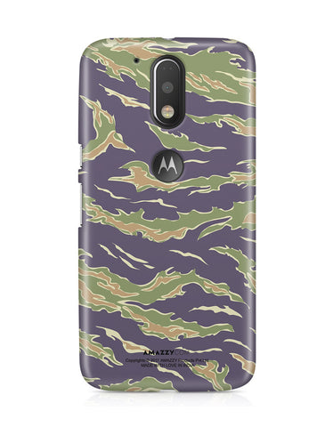 CAMOUFLAGE PATTERN - Moto G4 Plus Phone Cover View