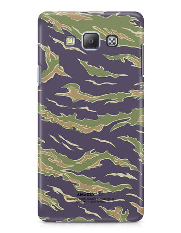 CAMOUFLAGE PATTERN - Samsung A7 Phone Cover