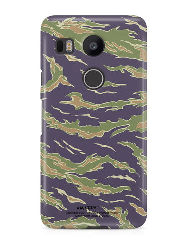 CAMOUFLAGE PATTERN - Nexus 5x Phone Cover