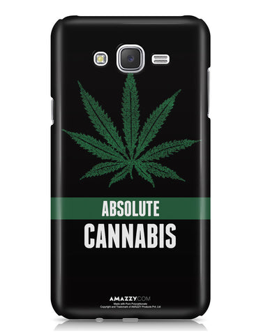 ABSOLUTE CANNABIS - Samsung J7 Phone Cover